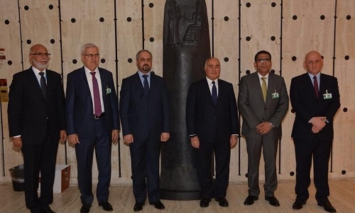 الجزء الرفيع المستوى لاجتماعات الدورة 37 لمجلس حقوق الانسان في جنيف
